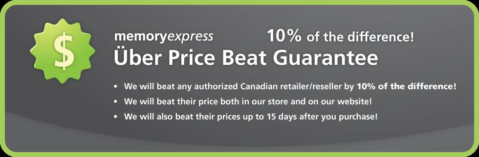 Price Protection / Über Price Beat Guarantee