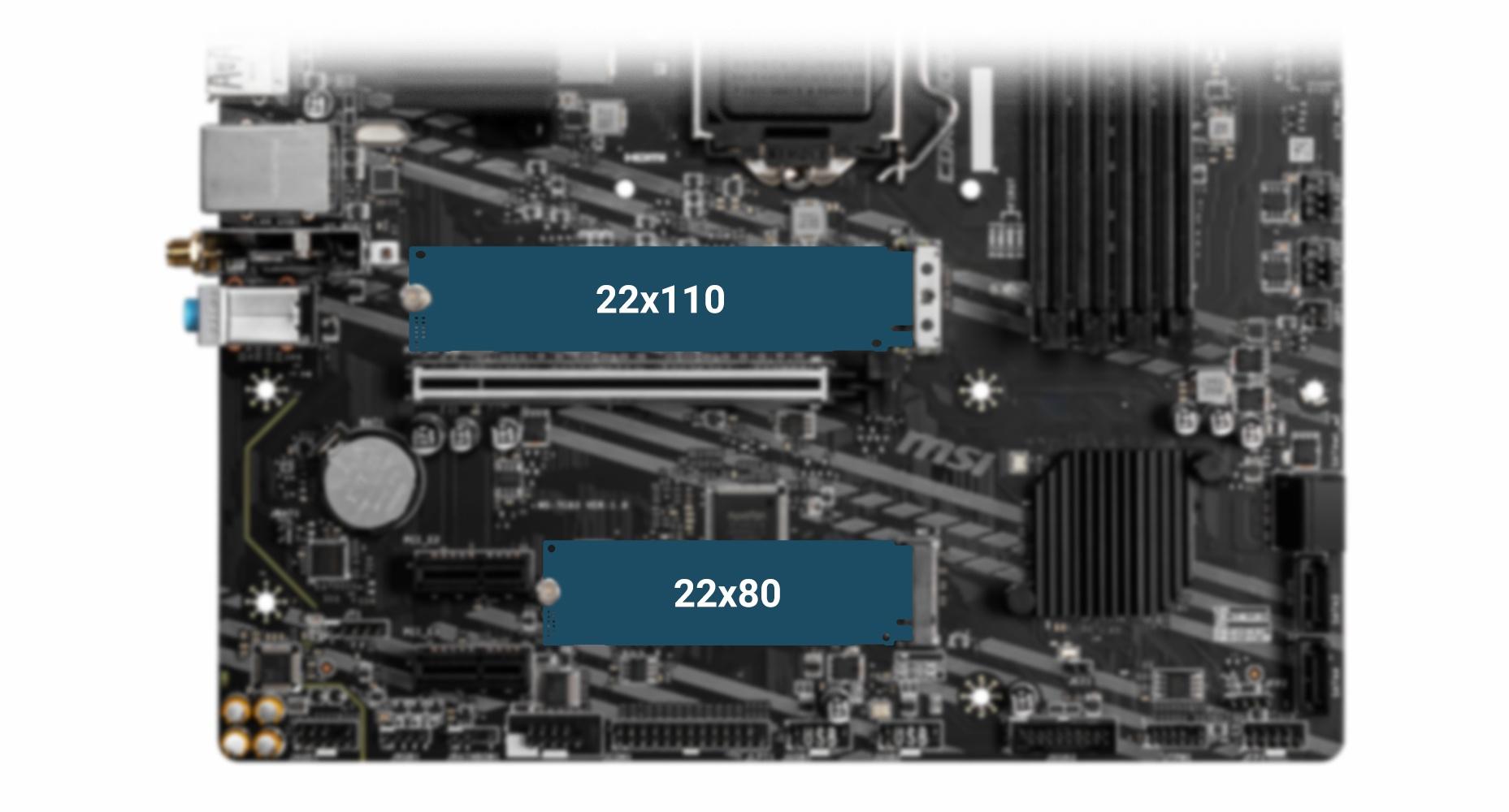 MSI B460M PRO-VDH WIFI Twin Turbo M.2