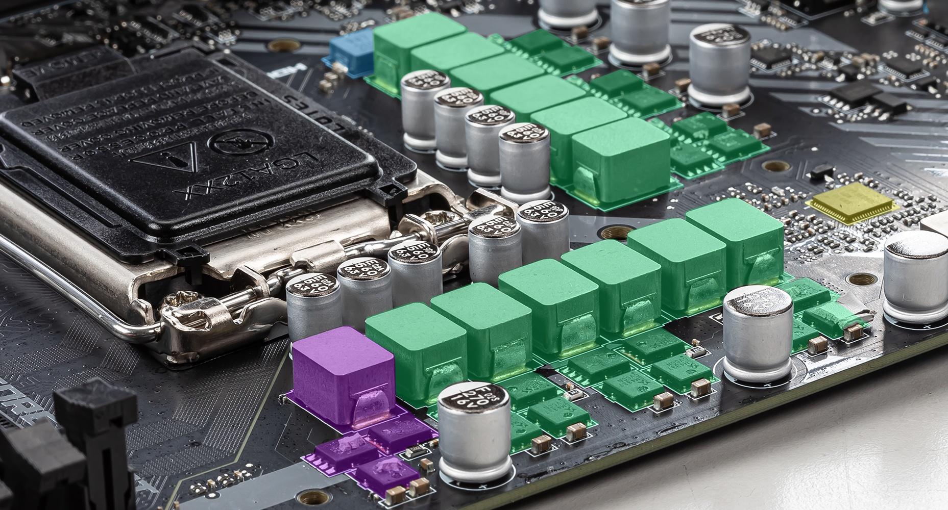 MSI MAG B460M MORTAR WIFI 12+1+1 DUET RAIL POWER SYSTEM