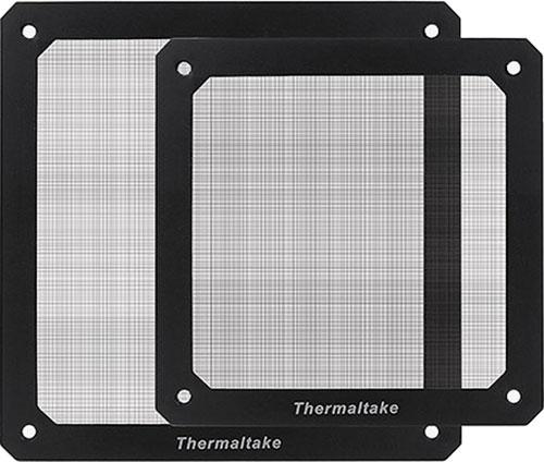 Computer Vent Holes : Thermaltake matrix d mm magnetic fan filter w