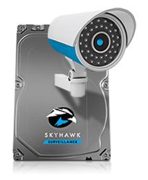 Image result for SkyHawk Surveillance Hard DrivesSmart. Safe. Secure.