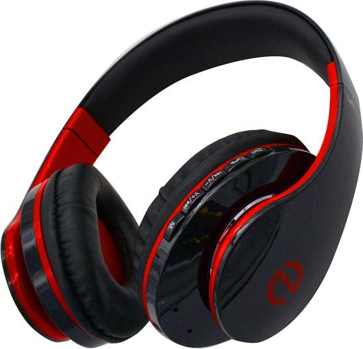 Escape BTS36 Bluetooth Stereo Headset w/ FM Radio Tuner