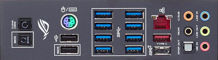 Asus ROG CROSSHAIR VII HERO w/ DDR4 2666, 7 1 Audio, Dual M