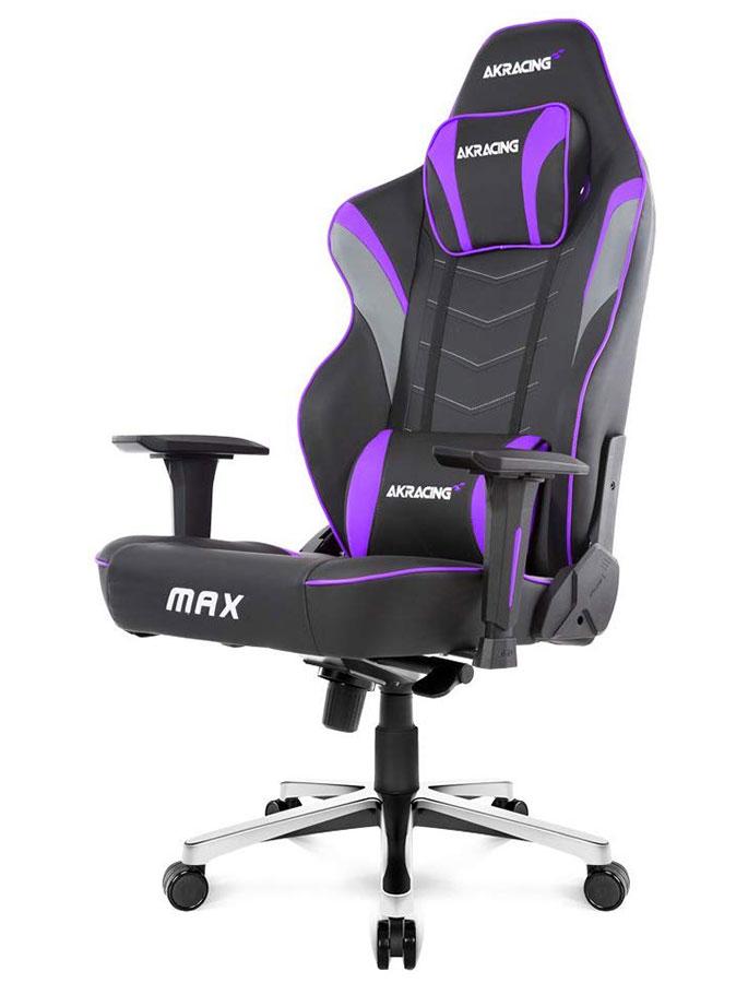 Akracing Masters Series Max Gaming Chair Indigo Office