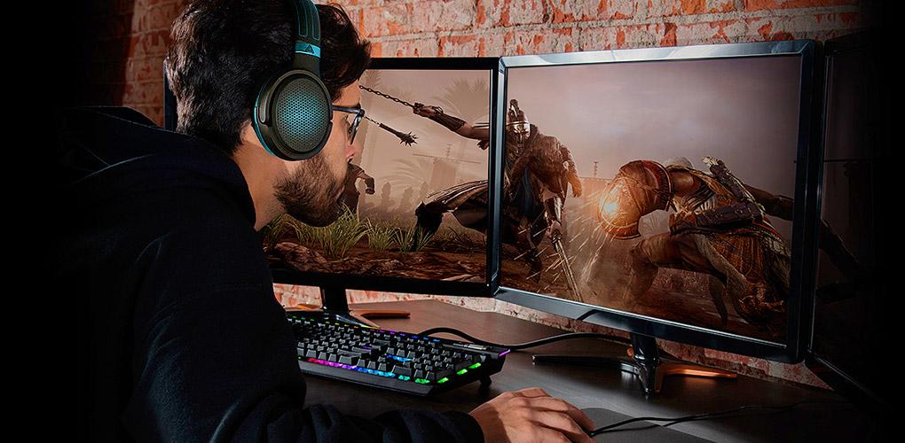 Audeze Mobius Audiophile Gaming Headset w/ Detachable