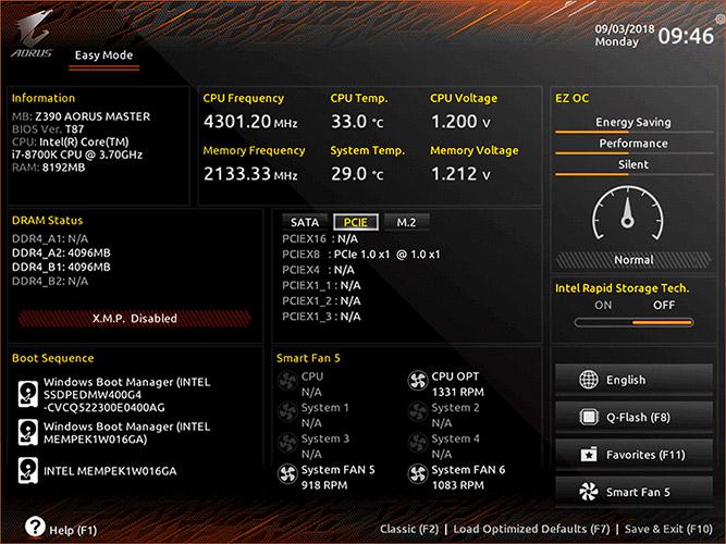 Gigabyte Z390 M GAMING w/ DDR4, 7 1 Audio, Dual M 2, Gigabit