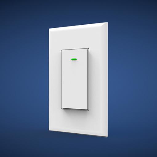Meross Smart Wi-Fi 3-Way Wall Switch, IoT, 802 11n