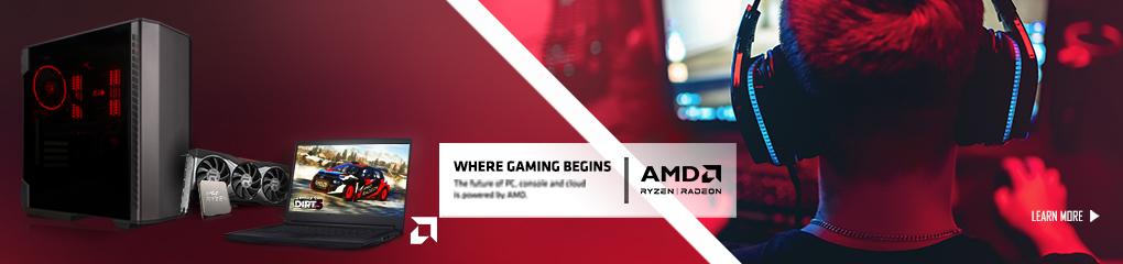AMD New 2021 Gaming Focus  (Feb 15 - March 18 ,2021)