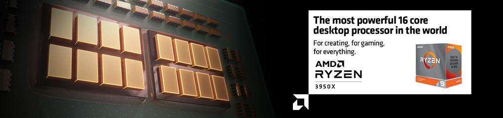AMD Ryzen 9 3950X - The Most Powerful 16 Core Desktop Processor in the World