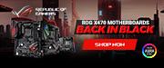 Back In Black: ROG C470 Motherboards (Apr 16 - 30)