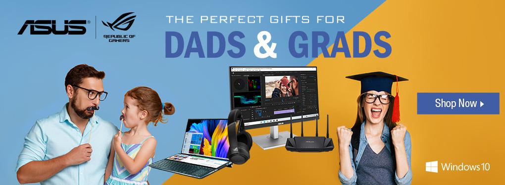 Asus Dads & Grads Sale (Jun 6-27, 2021)
