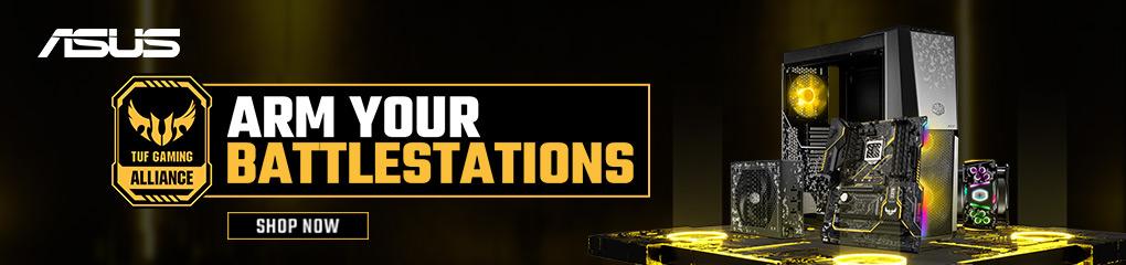 Arm Your Battlestations: Asus TUF Motherboards (Sept 12 - 30
