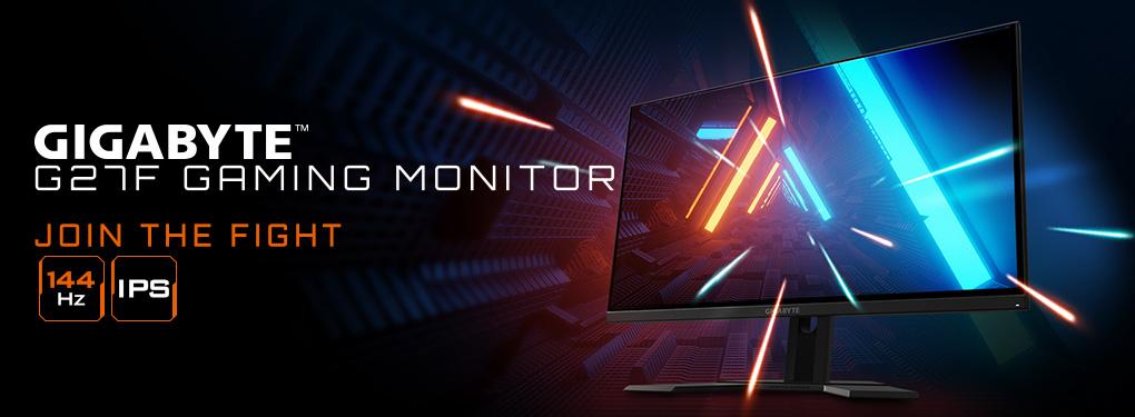 Gigabyte G27F Monitor September Promo