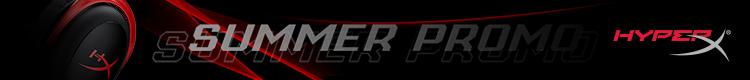 HyperX Summer Promotion ( July 26 - Aug 31, 2021)