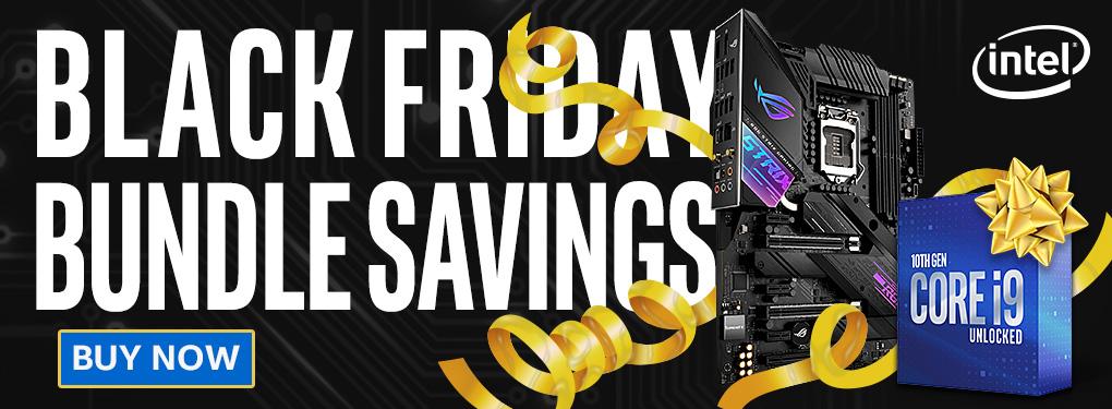 Intel Black Friday Bundle Savings (Nov 19 - Dec 3, 2020)