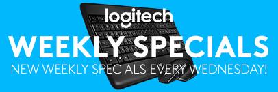 Logitech Weekly Specials (Jan 15-21, 2020)