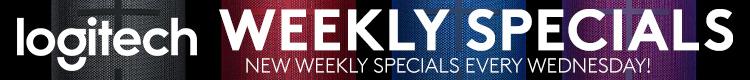 Logitech Weekly Specials (May 27 - Jun 2, 2020)
