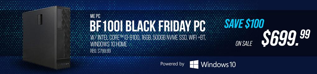 Game on! Cyber Week Savings on ME PC Desktop Systems (Dec 2-5)