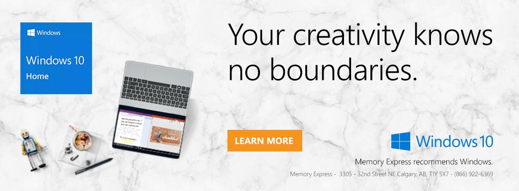 Windows 10 Home: Your creativity knows no boundaries (June 14 - 30)