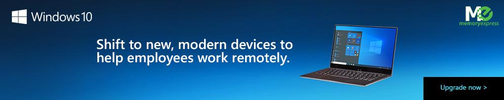 Microsoft Windows 10 Upgrade Promo