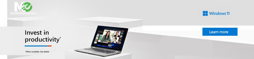 Microsoft Windows 11 Intro Banner ( Oct 8 -31, 2021)