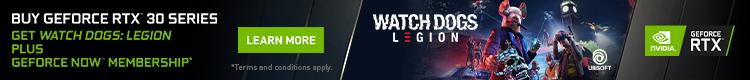 GeForce RTX: Watch Dogs