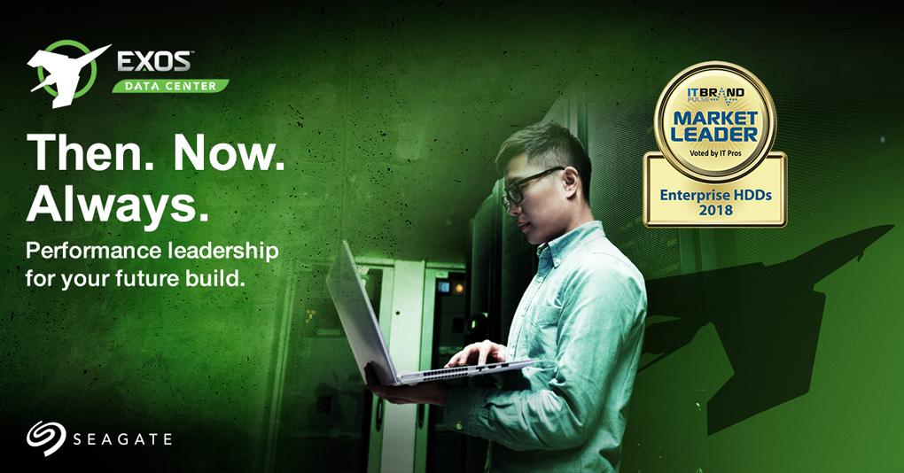 EXOS: Performance leadership for your future build. (Nov 12 - 25)