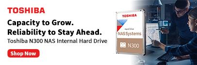 Toshiba Canvio External Drive & Hard Drives ( June 1- 30, 2021)