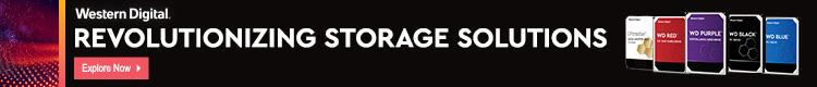 Western Digital HDD Portfolio - Meeting data demands with a complete storage portfolio