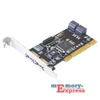 MX22159 A-224 4+2-Port SATA PCI Controller Card w/ RAID