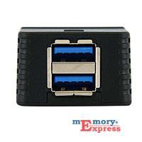 MX27011 2 Port ExpressCard USB 3.0 Card Adapter