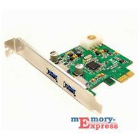 MX27391 USB 3.0 PCI-Express Card