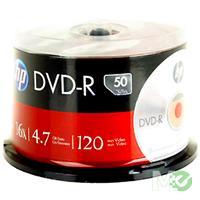 MX43941 16X DVD-R Silver Media, 50 Pack Cake Box