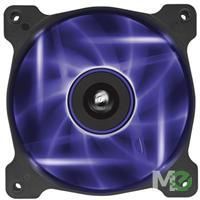 MX48109 Air Series AF120 LED Purple Quiet Edition High Airflow 120mm Fan