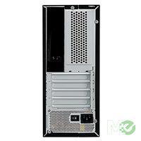 MX50907 BK623 Micro ATX Tiny Tower, Black w/ 300W Power Supply