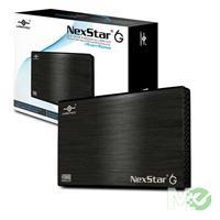 MX51952 NexStar 6G 2.5in SATA III to USB 3.0 External Hard Drive Enclosure, Black