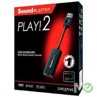 MX55201 Sound Blaster Play! 2, USB Sound Card