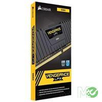 MX58472 Vengeance LPX 8GB DDR4 2666MHz CL16 Dual Channel Kit (2x 4GB), Black
