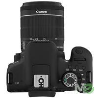MX59154 EOS Rebel T6i Digital SLR Kit w/ 18-55 IS STM Lens