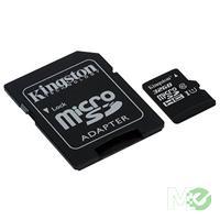 MX59708 MicroSDHC Card, Class 10, UHS-I, 32GB w/ Adapter