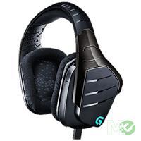 MX59723 G633 Artemis Spectrum RGB 7.1 Surround Gaming Headset, Black