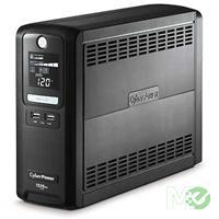 MX60037 LX1325GU 1325VA UPS Battery Backup w/ 10 Outlets