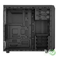 MX60330 Carbide Series SPEC-01 Mid Tower Case Blue LED