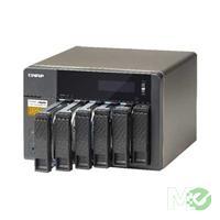 MX60968 TS-653A 4GB 6 Bay Pro NAS