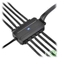MX61535 Commander FP Fan Controller, 10 Port Hub for PWM Fans