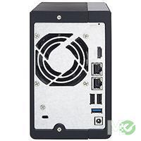 MX61610 TS-251+ High Performance 2-Bay Cloud NAS w/ 8GB RAM, Remote Control