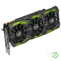 MX62945 ROG STRIX GTX1070 GAMING GeForce GTX 1070 8GB PCI-E w/ Dual HDMI, Dual DP, DVI