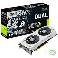 MX63321 GeForce GTX 1060 OC 6GB Dual Edition PCI-E w/ DVI, Dual HDMI, Dual DP