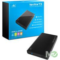 MX64164 NexStar TX Series 2.5in External Storage Enclosure, USB 3.0, Black