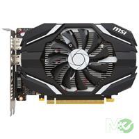 MX64322 GeForce GTX 1050 Ti 4G OC Edition 4GB PCI-E w/ HDMI, DisplayPort, DVI-D